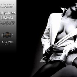 D.E.V.A.A - [ Guest @ Bulgarian Dream ] on TM radio (july'12)