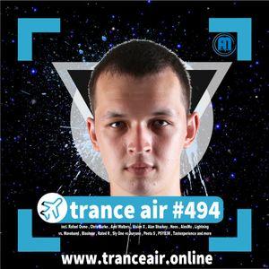 Alex NEGNIY - Trance Air #494 [ #138 special ]