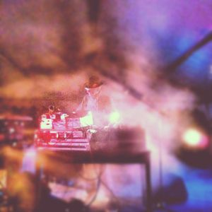 Silver Apples live at Silver Grapes 2012