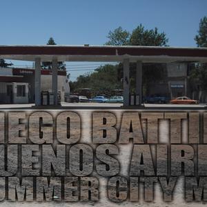 Diego Battini - BUENOS AIRES SUMMER CITY MIX (January '09)