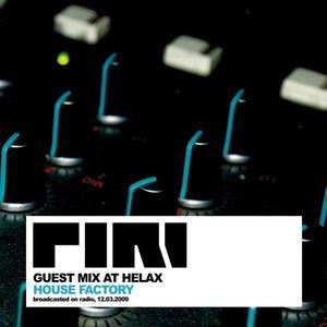 DJ Piri - Guest Mix At Helax House Factory (2009-03-12)