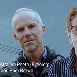 UNSWriting - American-Australian Poetry Evening - Chris Nealon & Pam Brown