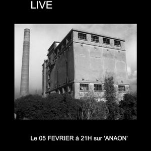 anaon radioshow-anaon sessions/Franck Kartell-05/02/2014