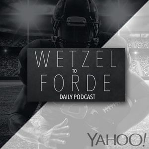 Harbaugh, Ohio State and Twitter. Wetzel To Forde (3 - 23 - 16)