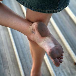 Black Feet Mix