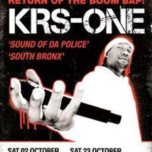 KRS Warm Up Mix by DJ Mylz (Sat 23rd Oct 2010 @ HMV Institute, Birmingham)