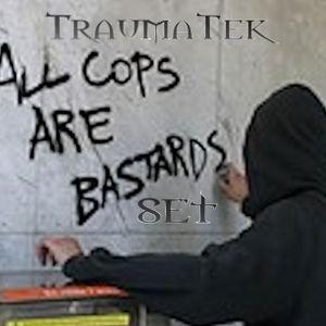 TraumaTek-all cops are bastards set