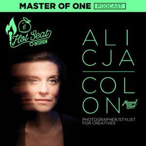 Creative South Live Episode 6: Alicja Colon