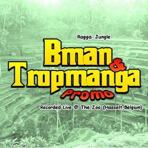 Bman b2b Tropmanga 30Okt2012 @ The Zoo(Hasselt,Belgium)