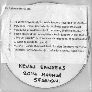 MuhMur SoundArt Radio Broadcast 24/07/2014