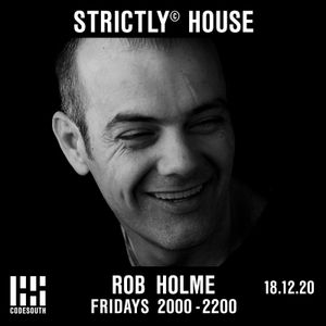 Strictly© House on CodeSouth.FM - 18.12.20