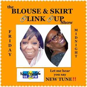 THE BLOUSE N SKIRT LINK UP SHOW ...AUGUST 2ND 2019