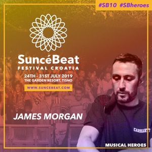 Musical Heroes Guest Mix #19 James 'LDF' Morgan