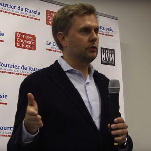 Mardi du Courrier de Russie #20 : Yann Rousseau