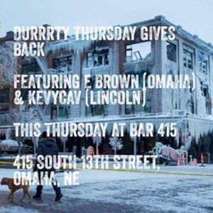 EFR 004 - Durrrrty Thursday Gives Back feat. DJ KevyCav