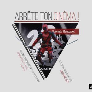 Arrete ton Cinema