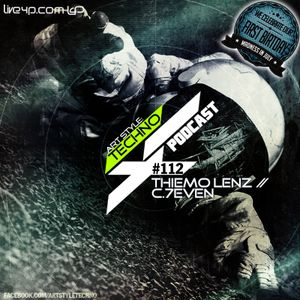 Art Style: Techno   Podcast #112: Thiemo Lenz