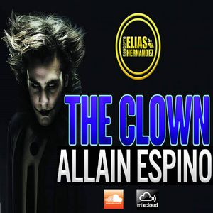 ALLAIN ESPINO IN SESSION - THE CLOWN BY CONCEPTO ELIAS HERNANDEZ