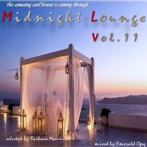 Midnight Lounge Vol.11 by Barbara M. & Emerald Opq.