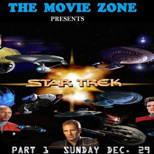 THE STAR TREK LEGACY  W/ MARIANNE ASHCROFT AND VINENT  TRAINER