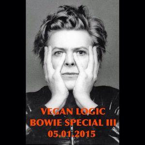 VEGAN LOGIC CI - BOWIE SPECIAL III - 5.1.2015