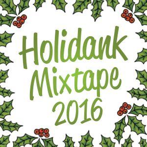 Dark Matter Coffee & DJ Mama Bear Present: Holidank Mix
