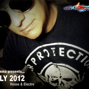 dj komma presents... July 2012 (House & electro)