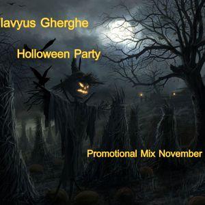 DjFlavyus Gherghe - Holloween Party (Promo Mix November 2012)