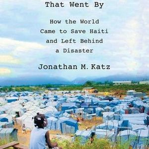 Let's Talk: An Interview with Jonathan Katz on Haiti