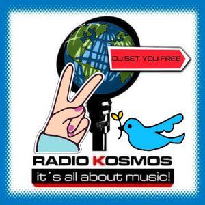#0234 RADIO KOSMOS - DJ:SET YOU FREE - DJs FOR WORLDPEACE - DANIEL DJKENO [BR] pwrd. by FM STROEMER