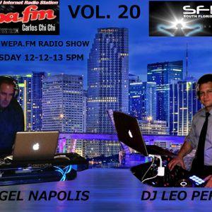 SFDJA Radio Show 20 (Leo&Angel)