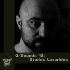 G-Sounds 16: Stathis Lazarides