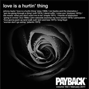 PAYBACK Vol. 102 February 2011