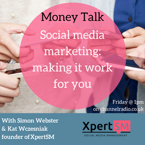 Social media marketing: making it work for you ft. Kat Wczesniak