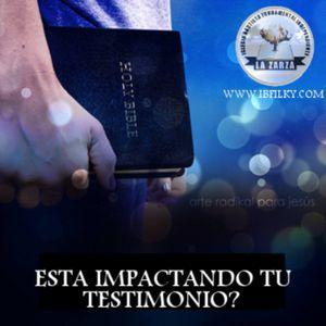 Esta impactado tu testimonio?