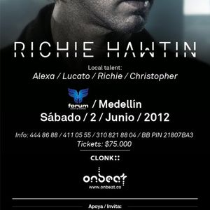 christopher @ richie hawtin's party by onbeat (2-06-12)