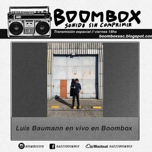 Emisión especial // mano a mano con Luis Baumann