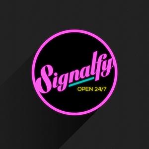 AB live @ Signalfy Launch Party - Vanguard, Las Vegas - BePM - 8/12/13