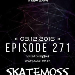 Skatemoss Guestmix Soundtraffic- 03.12.2016
