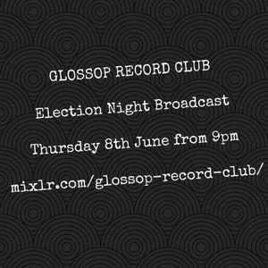 Glossop Record Club - Record Club Radio (June 2017)