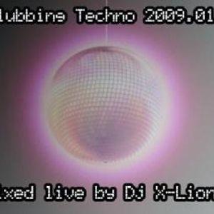 Clubbing Techno 2009