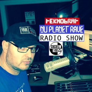 TEKNOBRAT on The Nu Planet Rave Show Episode 048 part 1 & 2 on CKCU 93.1 FM in Ottawa, CANADA