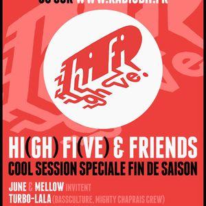 Hi(gh)-Fi(ve) - Finale saison 2014