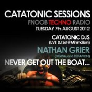 Catatonic Sessions 07/08/12 Nathan Grier