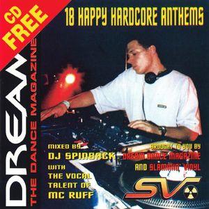 Dream FM DJ Spinback MC Ruff 1996