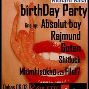 Live Set @ Dabas Rulette & Cafe 2011.06.03. By Absolut Boy