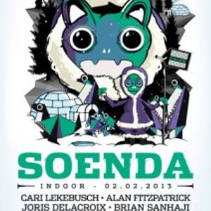 Carlo Lio - Live @ Soenda Indoor, Central Studios, Utrecht, Holanda (02.02.2013)