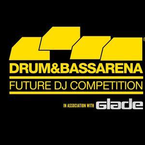 DJ Danny Intro - D&BTV x Glade Festival Future DJ Competition Mix - Friday 13th April 2012