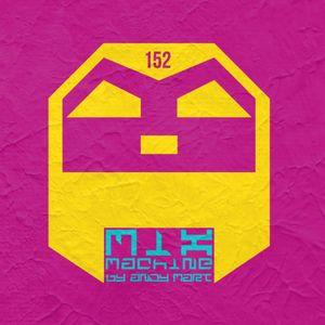 Andy Mart - Mix Machine@DI.FM 152