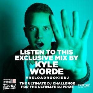 Kyle Worde's exclusive mix for #ReloadRookieDJ